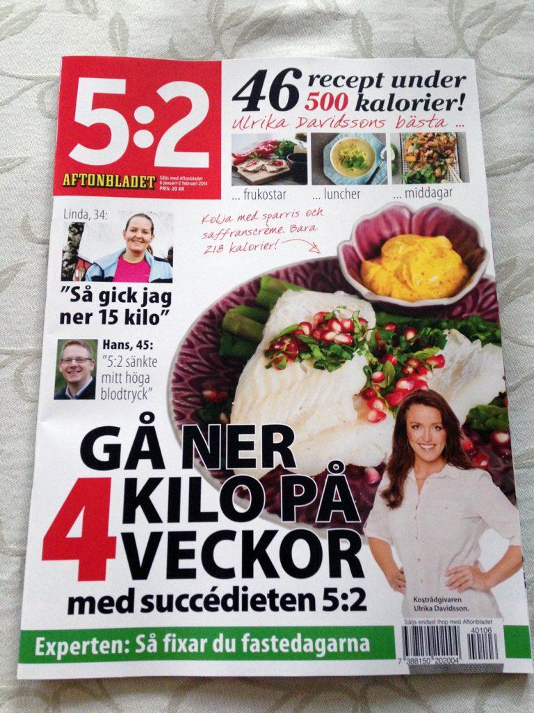 Ulrika bilaga Aftonbladet januari 2014