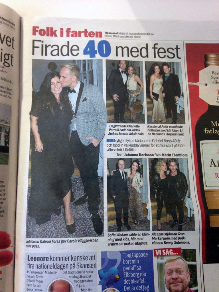 Gabriel Forss Aftonbladet