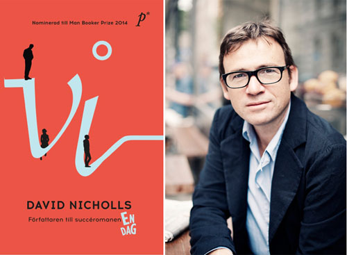 David Nicholls, vi, PrintzPublishing