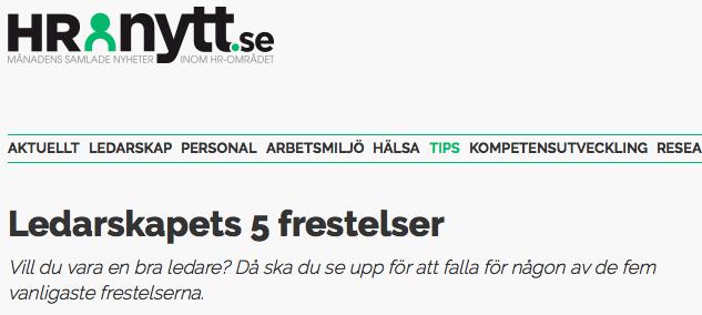 Liber Hr Nytt
