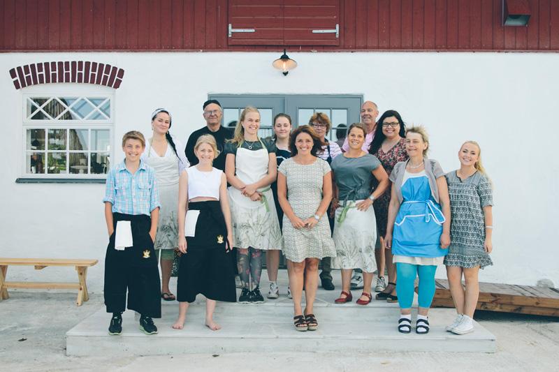 Gruppbild-Invigning-Hemma hos Ulrika