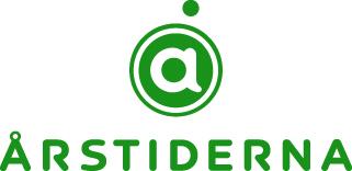 Årstiderna logo grön