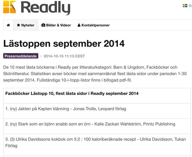 Readly-September