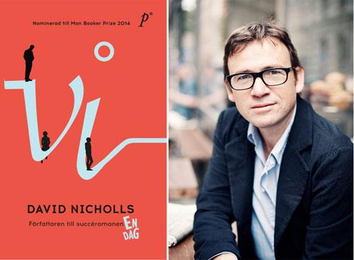 David Nicholls, vi, PrintzPublishing