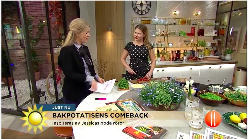 Jessica Frej Nyhetsmorgon