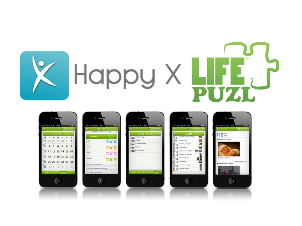 Happy X-Lifepuzl
