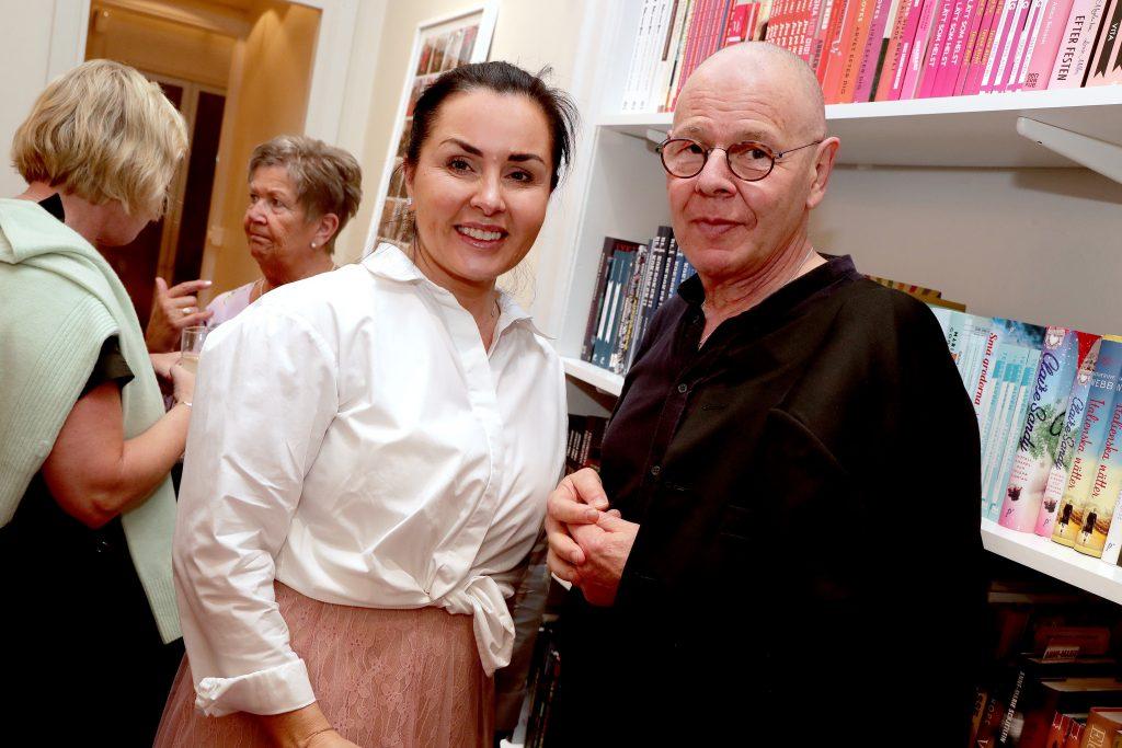 Christina Erikson och Willy Silberstein, Vårfest editK