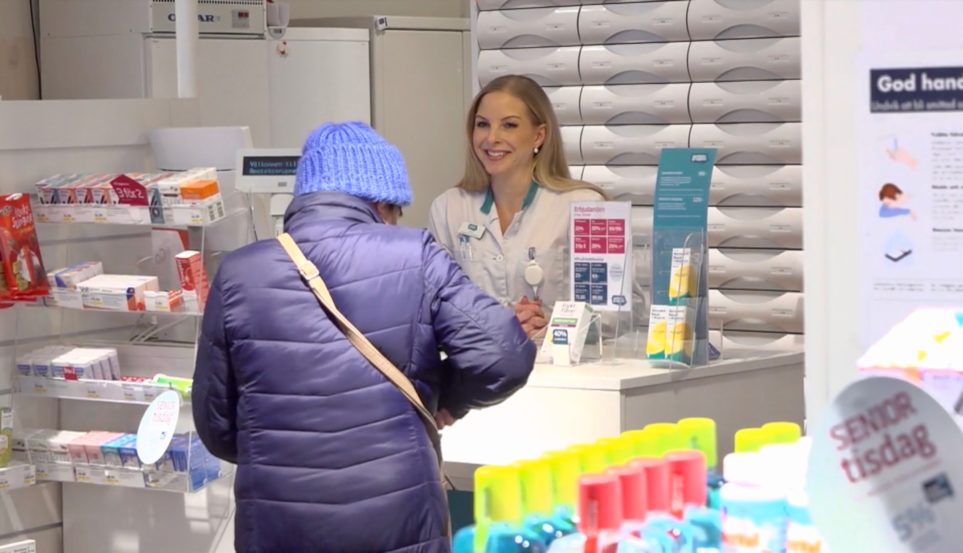 Apoteksgruppen bemannar apotek med farmaceutstudenter